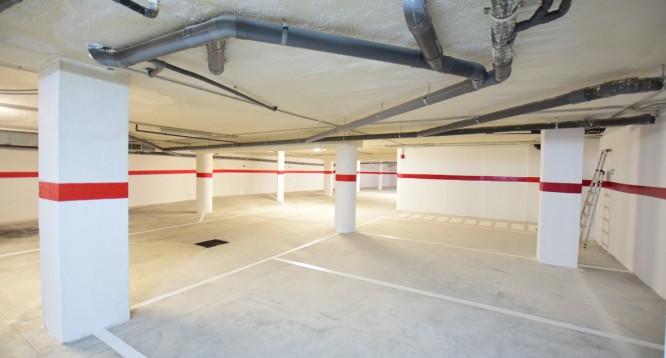 Parking y garaje Victoria Beach en Calpe (1)