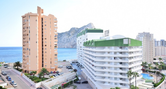 Apartamento Torreblanca Miramar en Calpe (14)