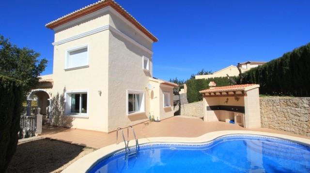 Villa Cometa Calp (1)