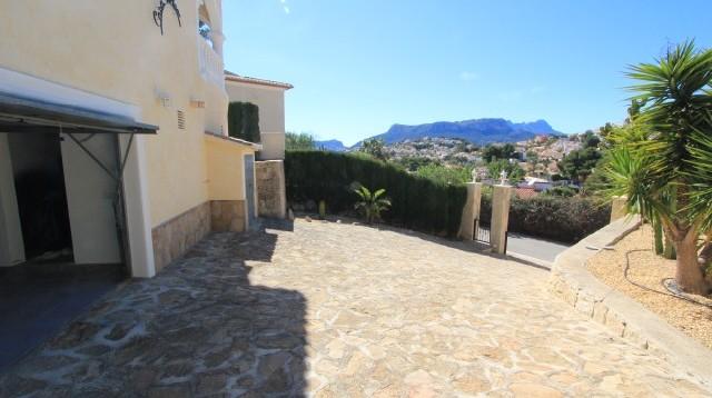 Villa Cometa Calp (17)