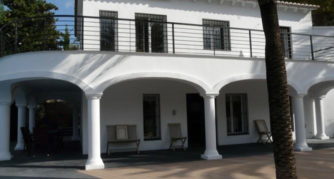 Villa Bella en Moraira
