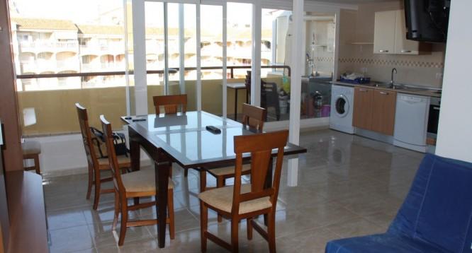 Apartamento Apolo III ático en Calpe (1)