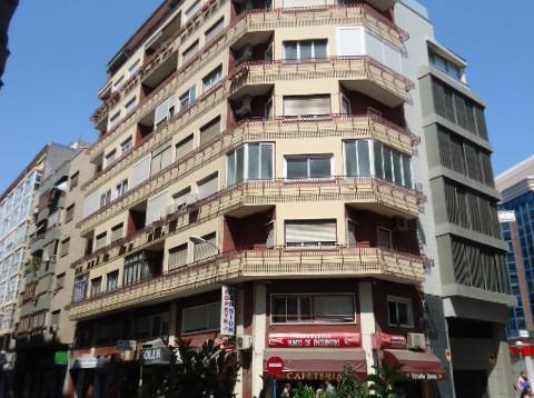 Loft reformado en el centro de Alicante