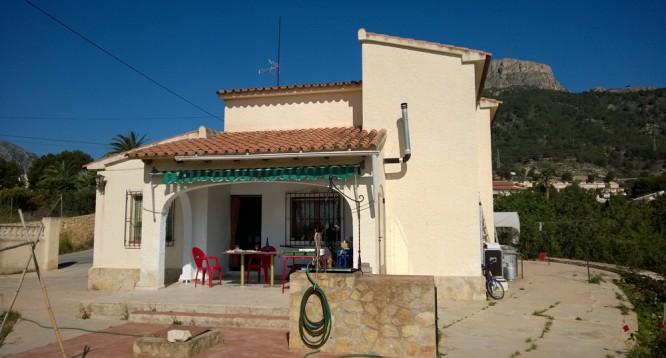 Casa Canuta de Ifach en Calpe