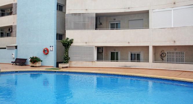 Apartamento Albamar en Calpe