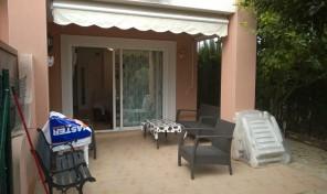Квартира с садом Эстрейа де Кальпе 2 в Кальпе