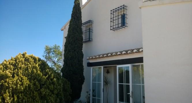 Casa Benimallunt en Benissa (2)