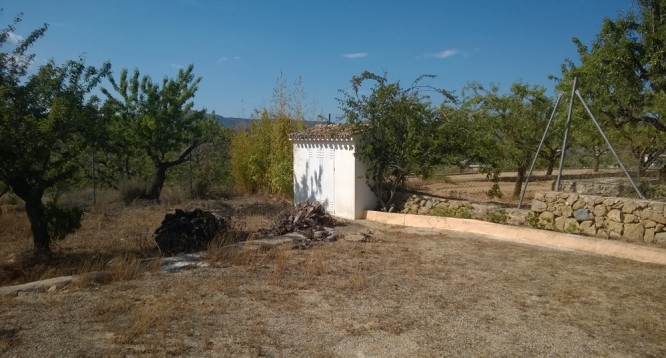 Casa Benimallunt en Benissa (97)