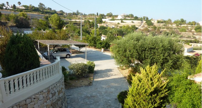 Casa Benimarraig en Benissa (5)