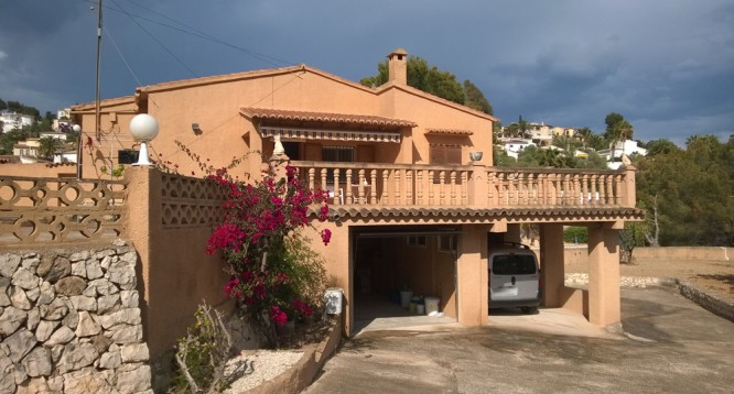 Casa Calcides en Benissa Costa (2)