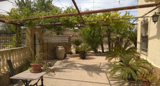 Casa de campo Paratella en Benissa (15)