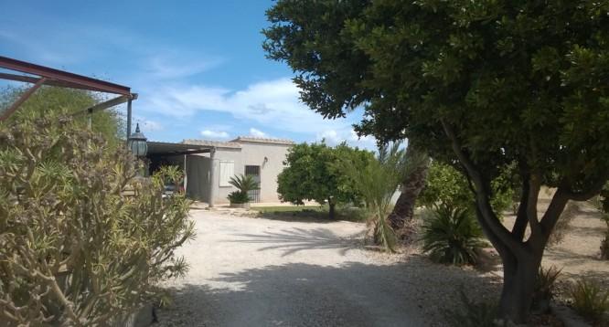 Casa de campo Paratella en Benissa (54)