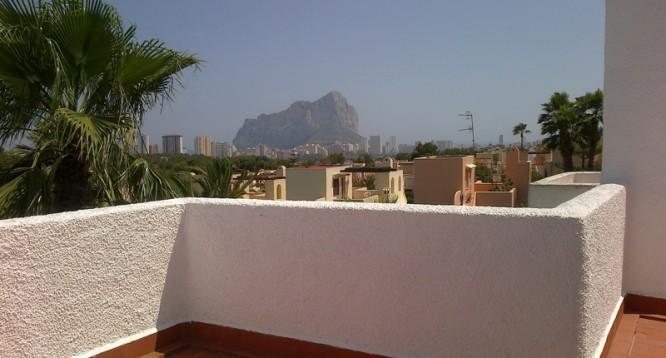 Bungalow Villas del mar La Vallesa en Calpe (1)