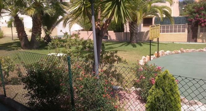 Bungalow Villas del mar La Vallesa en Calpe (38)