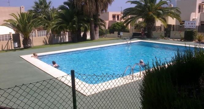 Bungalow Villas del mar La Vallesa en Calpe (39)