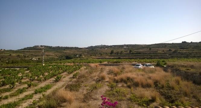 Casa de campo Xurra en Teulada (27)