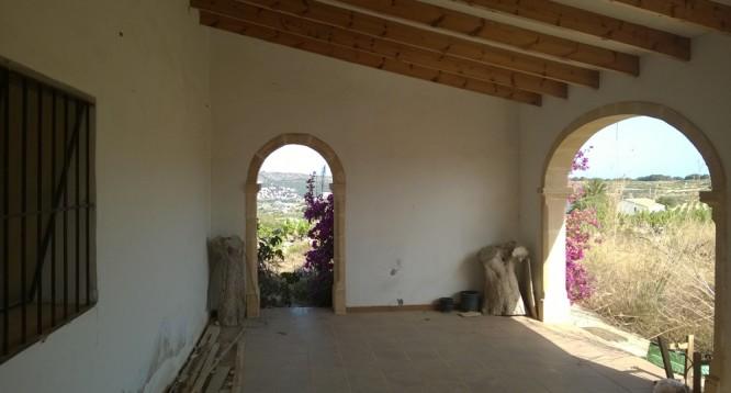 Casa de campo Xurra en Teulada (5)