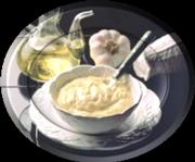Али-оли, чесночный соу