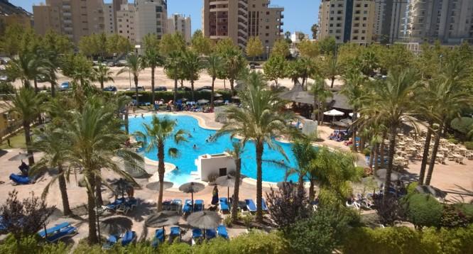 Apartamento El Dorado en Calpe (4)