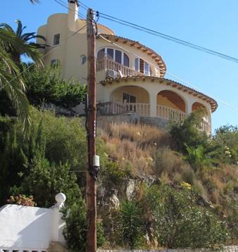 Villa Maryvilla en Calpe (19)