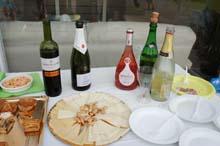 Шампанское - День рождения компании Leukante Realty 2014