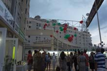 Запускаем шарики в небо - День рождения компании Leukante Realty 2014