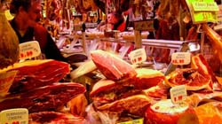 Цены на мясные продукты в Испании