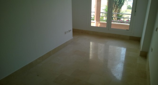 Apartamento bajo  Horizonte en Calpe (16)