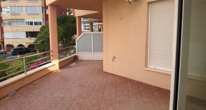 Apartamento bajo  Horizonte en Calpe (19)
