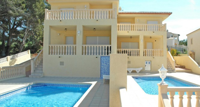 Bungalow pareado Casanova en Calpe (11)