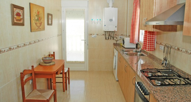 Bungalow pareado Casanova en Calpe (3)