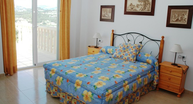 Bungalow pareado Casanova en Calpe (4)