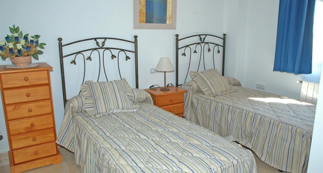 Bungalow pareado Casanova en Calpe (5)