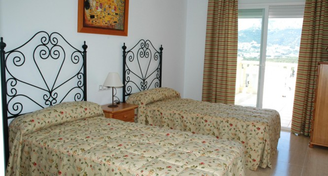Bungalow pareado Casanova en Calpe (6)