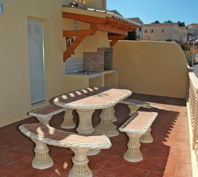 Bungalow pareado Casanova en Calpe (8)