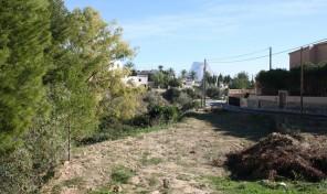 Земельный участок Канута Баха в Кальпе