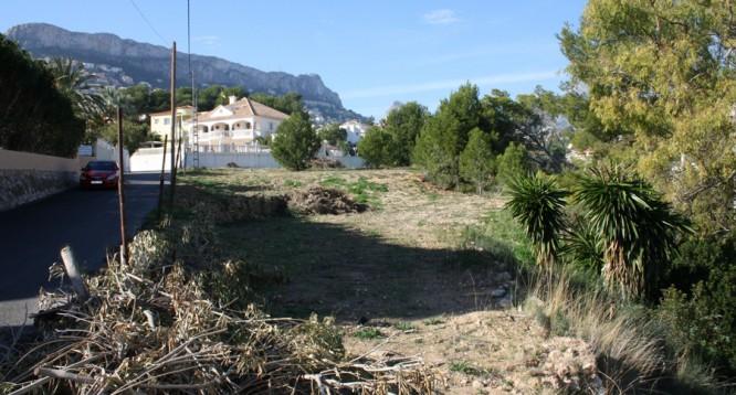 Parcela Canuta Baja en Calpe (5)