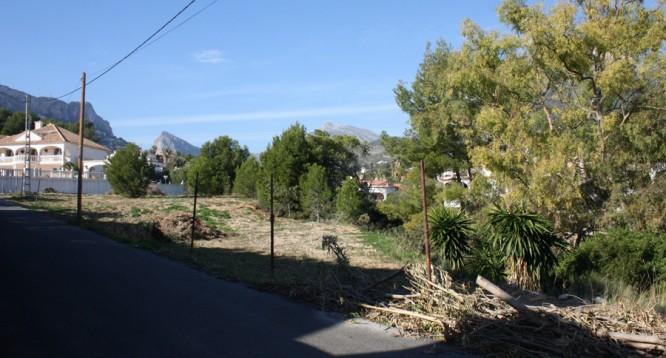 Parcela Canuta Baja en Calpe (6)