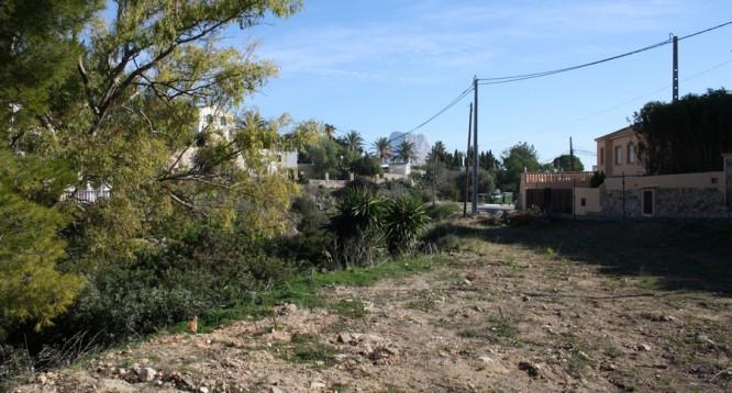 Parcela Canuta Baja en Calpe (7)