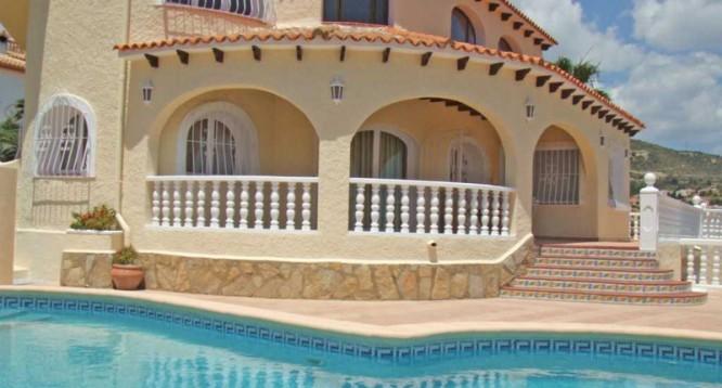 Villa Canuta de Ifach E en Calpe (1)