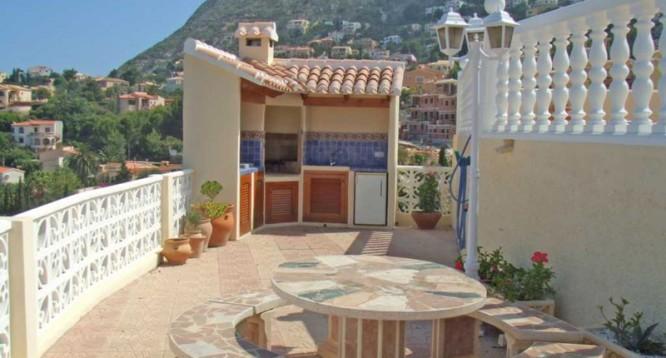Villa Canuta de Ifach E en Calpe (19)