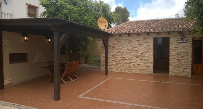 Villa Carrio Alto para alquilar en Calpe (2)
