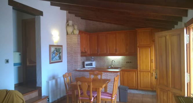 Villa Carrio Alto para alquilar en Calpe (36)