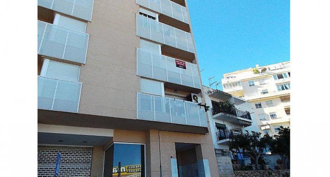 Apartamento Bellamar en Calpe (1)