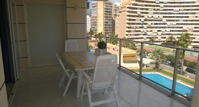 Apartamento Mesana 4 en Calpe (2)