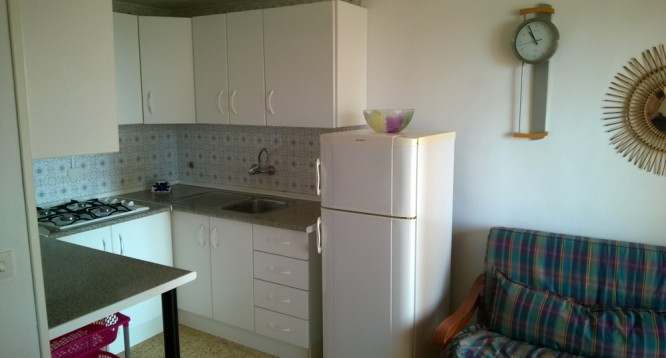 Apartamento Costa Blanca II en Calp (12)