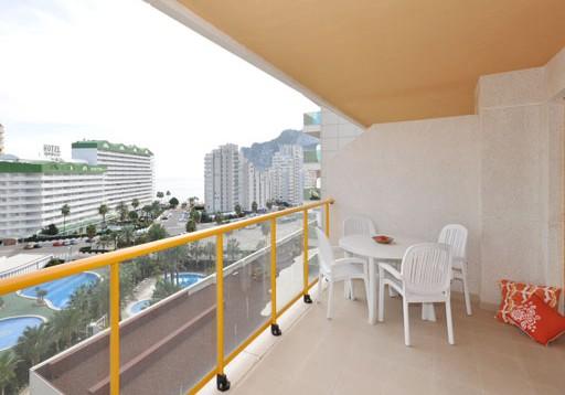 Apartamento Ambar Beach I en Calpe (5)