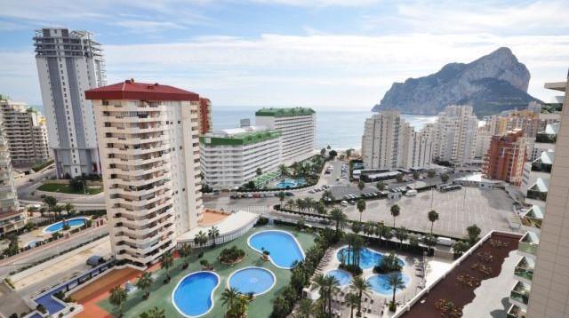 Apartamento Ambar Beach en Calpe (3)