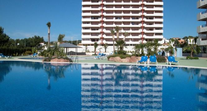 Apartamento Coral Beach E2 en Calpe (2)