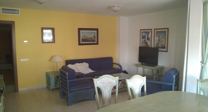 Apartamento Coral Beach frontal en Calpe (9)